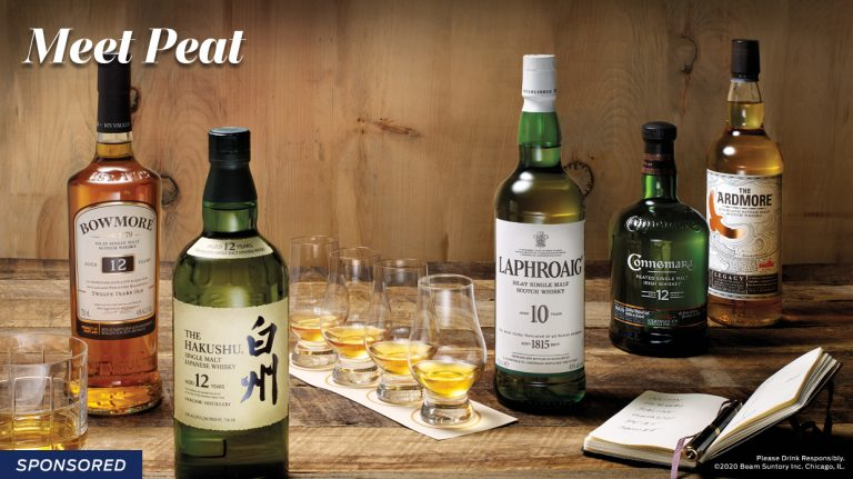 Top-Flight Tasting: Meet Peat