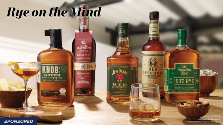Top-Flight Tasting: Rye on the Mind