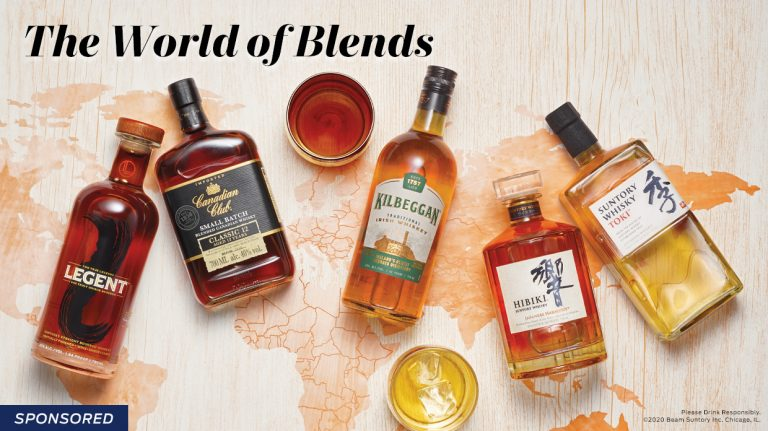 Top-Flight Tasting: The World of Blends