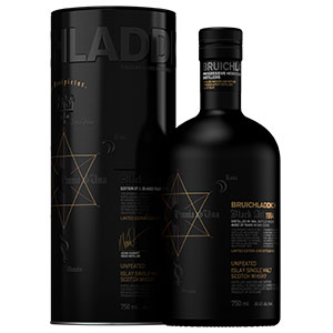 Bruichladdich 25 year old Black Art 1994 Vintage (Edition 07.1)
