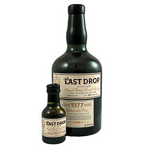 The Last Drop 1977 Dumbarton 42 year old