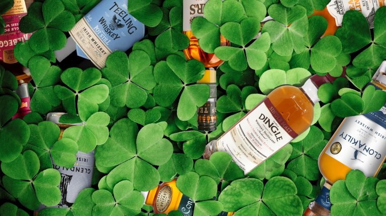 15 New Irish Whiskeys to Try for St. Patrick's Day 2020