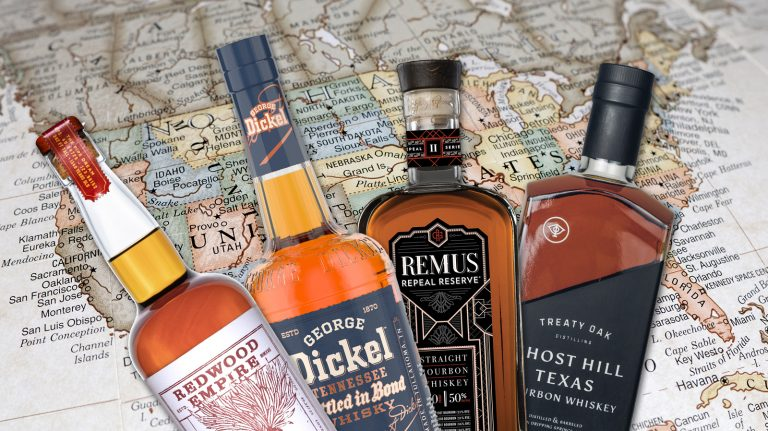 6 of the Best Bourbons That Aren't from Kentucky