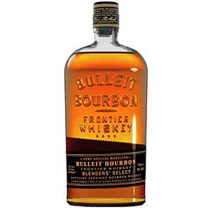Bulleit Blenders Select bottle.