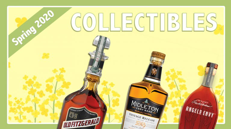 Spring 2020 Collectibles: Midleton, Old Fitzgerald, Angel's Envy