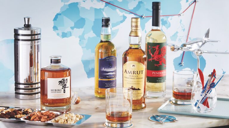 Whisky Party Theme: Whisky Jet-Setting
