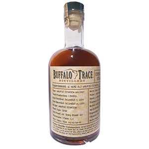 Buffalo Trace Experimental Collection 12 year old Wheated Bourbon, Cut at Four Years