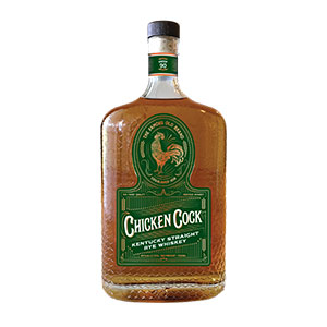 Chicken Cock Kentucky Straight Rye