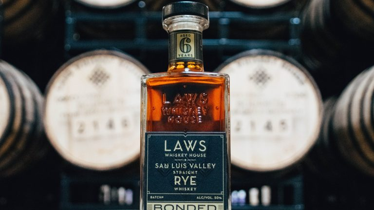Laws 6 Year Old Bottled in Bond Rye, Penderyn 10 Year Old & More New Whisky