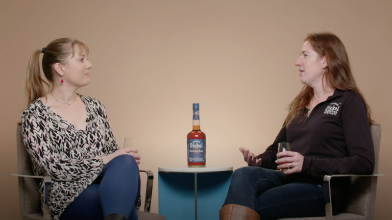 VIDEO The Path to Whisky of the Year: Nicole Austin on George Dickel 13 year old Bottled in Bond