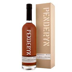 Penderyn 10 year old Madeira Cask-Finished (Cask No. 047-3)