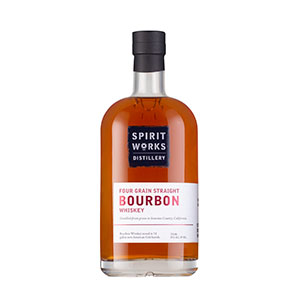 Spirit Works Four Grain Straight Bourbon