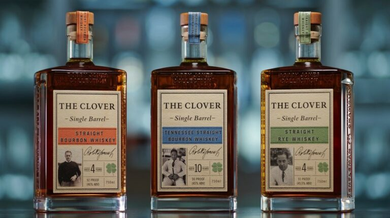 Bourbon for Golfers, Ale-Finished Rye & More New Whisky