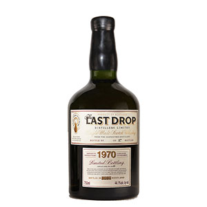 The Last Drop 1970 Glenrothes 49 year old