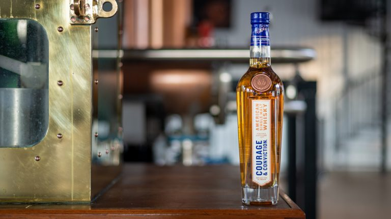 Virginia Distillery Courage & Conviction, Old Charter Oak Chinkapin & More New Whiskey