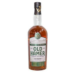 Old Hamer Straight Rye