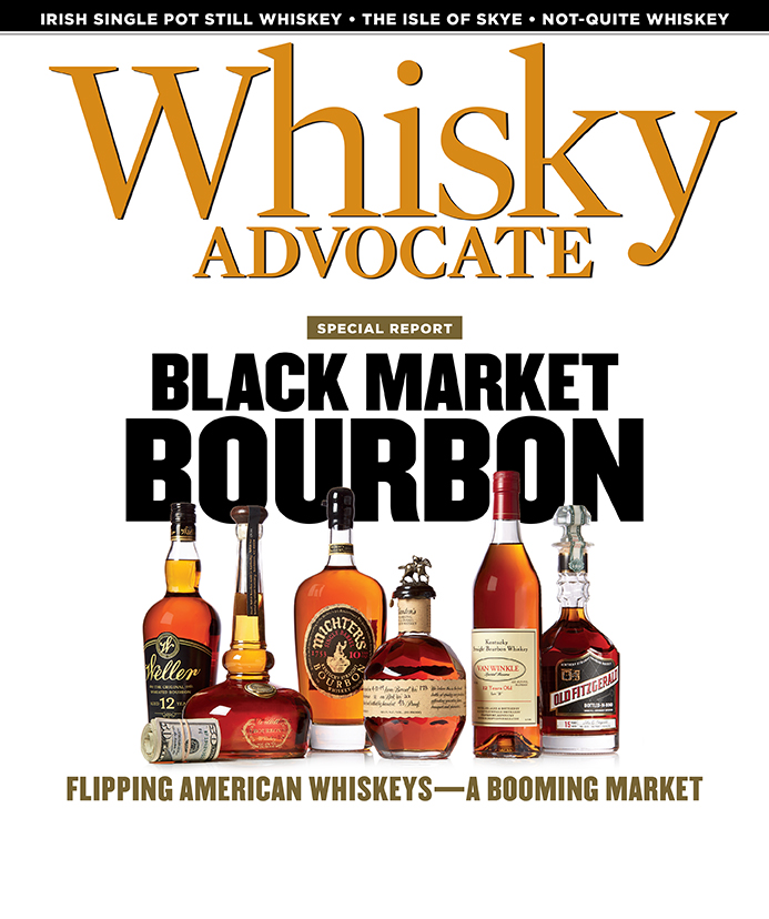 Whisky Advocate Spring 2020 issue cover