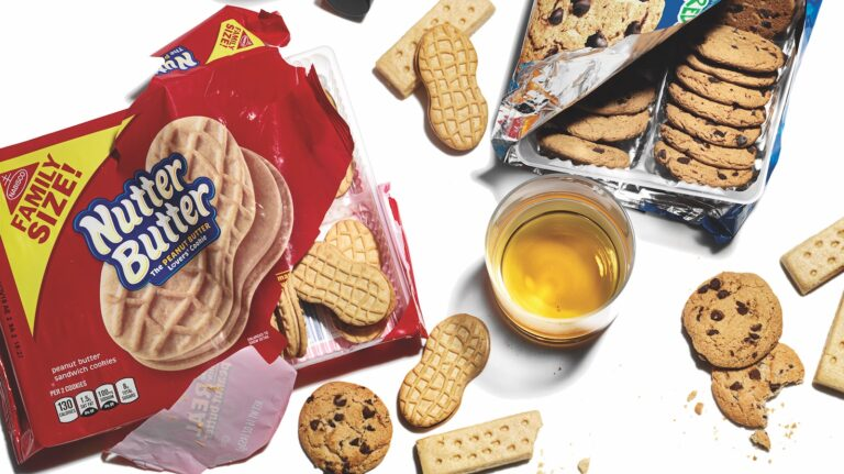 How to Pair Whisky and Store-Bought Cookies