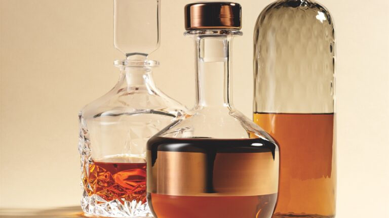 9 Beautiful Decanters to Showcase Your Whisky