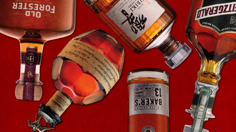 The 12 Most Commonly Flipped Whiskies