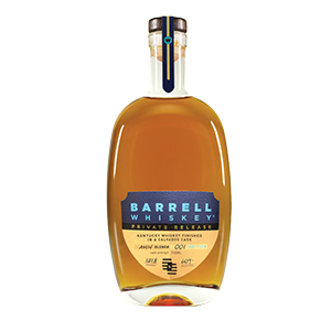 Barrell Private Select Whiskey