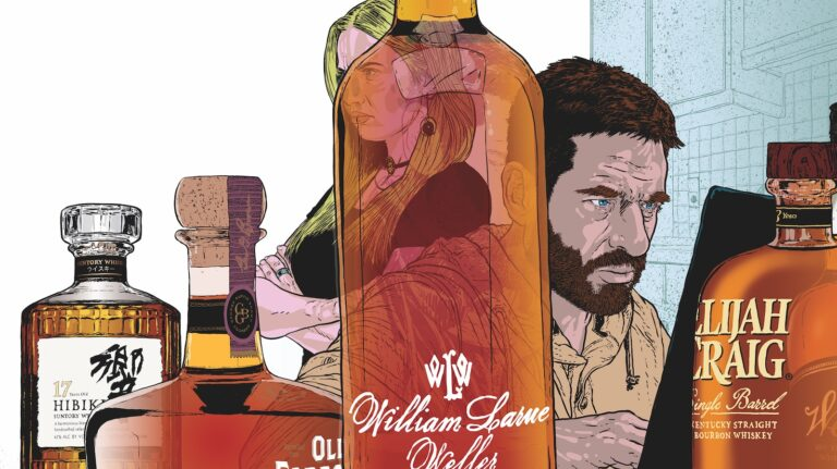 Inside the World of Black Market Bourbon