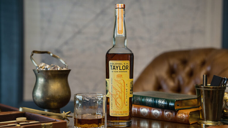 E.H. Taylor 18 Year Old Marriage, Hirsch Relaunch & More New Whisky
