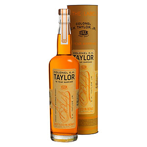 Col. E.H. Taylor 18 year old Marriage Straight Bourbon