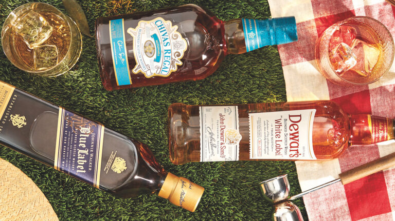 Blended Scotch Offers Summertime Whisky Bliss