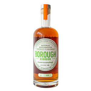 Republic Restoratives Borough Bourbon (Batch 03)