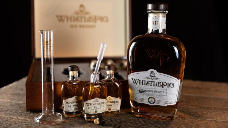 WhistlePig HomeStock, Widow Jane Lucky Thirteen & More New Whisky