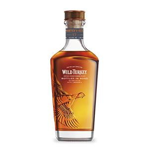 Wild Turkey 17 year old Master's Keep Bottled in Bond