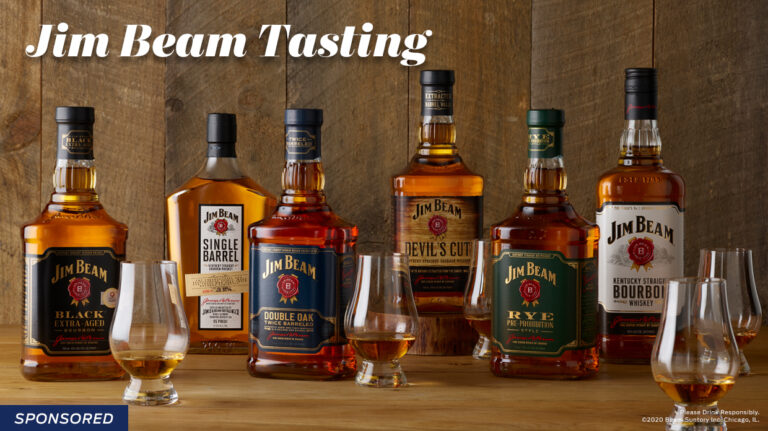 Top-Flight Tasting: Jim Beam
