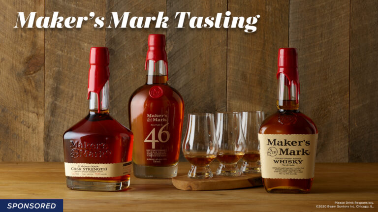 Top-Flight Tasting: Maker's Mark