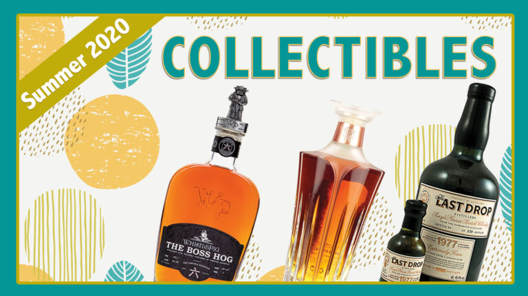 Summer 2020 Collectibles: Midleton, WhistlePig, The Last Drop