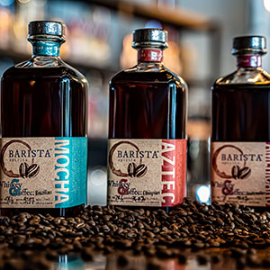 Barista Spirits Coffee Whiskeys