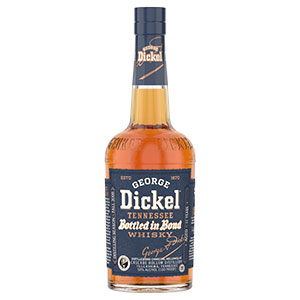 George Dickel 11 year old Bottled in Bond (Distilled in 2008)