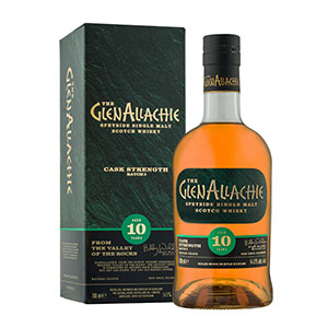GlenAllachie 10 year old Cask Strength (Batch 2)