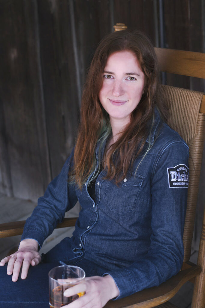 Nicole Austin, general manager and distiller at Cascade Hollow Distilling Co.
