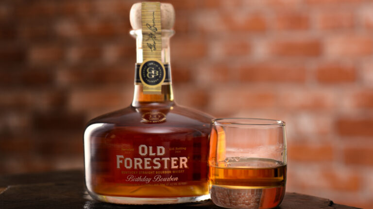 Knob Creek 15 Year Old, Old Forester Birthday Bourbon & More New Whisky