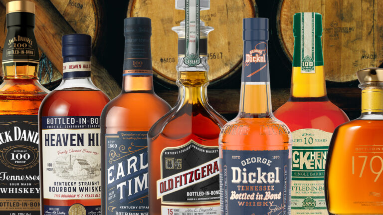 Bottled in Bond Bourbon Is Back and Better Than Ever