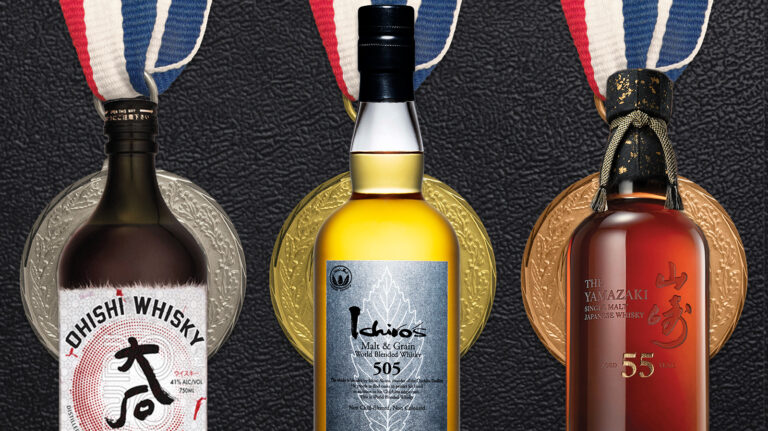 7 New Japanese Whiskies Worthy of the Olympics