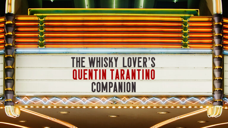 The Whisky Lover's Quentin Tarantino Companion