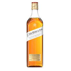 John Walker & Sons Celebratory Blend bottle.