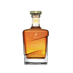 John Walker & Sons Bicentenary Blend bottle.