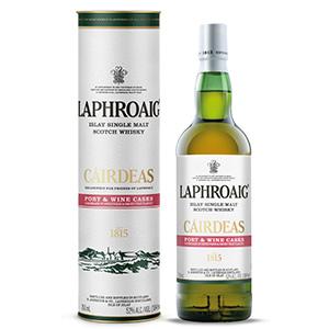 Laphroaig Càirdeas Port & Wine Casks (2020 Release)