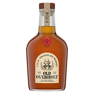 Old Overholt 11 year old