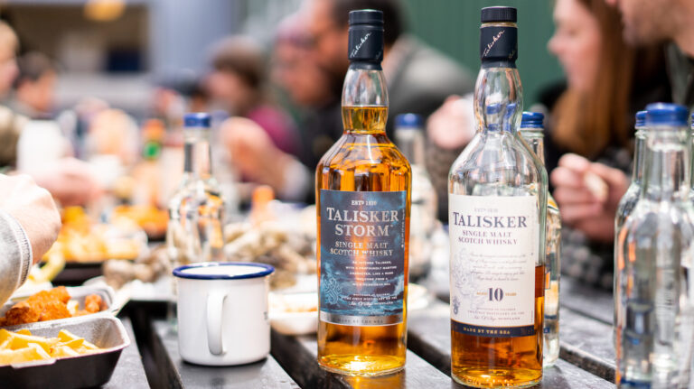 Taking Scotch and Oysters Beyond the Bar, Talisker Is Helping Restore the Bivalves' Habitat