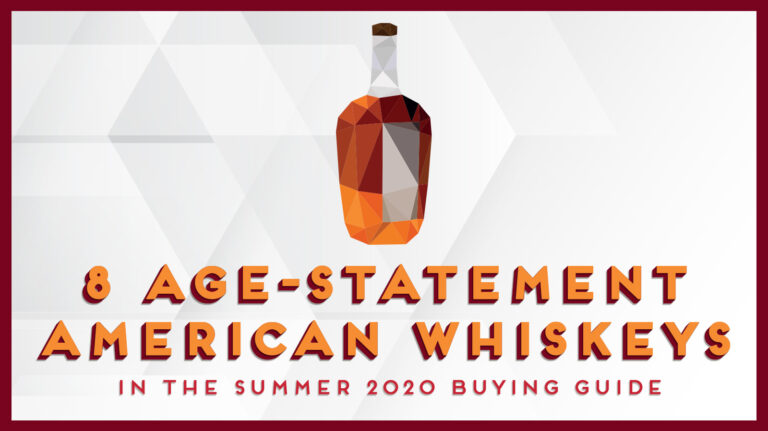 8 Superb Age-Statement American Whiskeys to Try Now