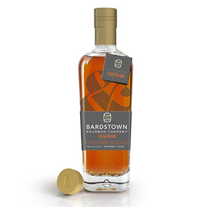 Bardstown Bourbon Co. Destillaré Orange Curaçao Barrel-Finished bottle.